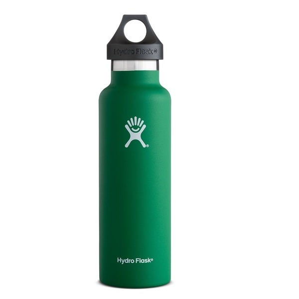 Hydro Flask Green Stainless Steel Standard Mouth Water Bottle 22413048