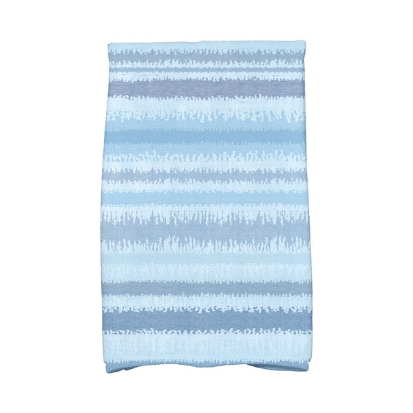 Raya De Agua Stripe Print Hand Towel 22413443