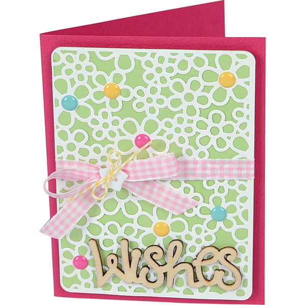 Sizzix Thinlits Dies By Stephanie Barnard 2/Pkg-Flower Power