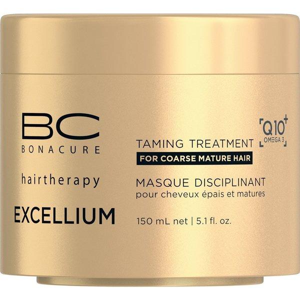 Schwarzkopf Professional BC Bonacure Excellium Q10+ Omega 3 Taming 5-ounce Treatment 22435184
