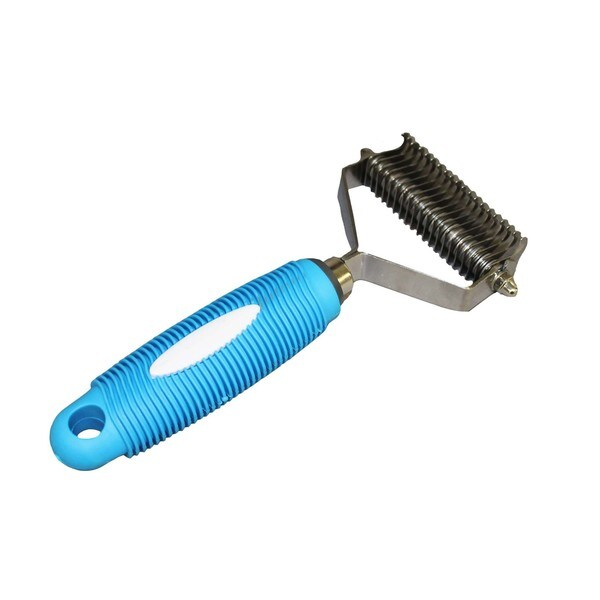 Dog and Cat Grooming Undercoat Rake 22435362