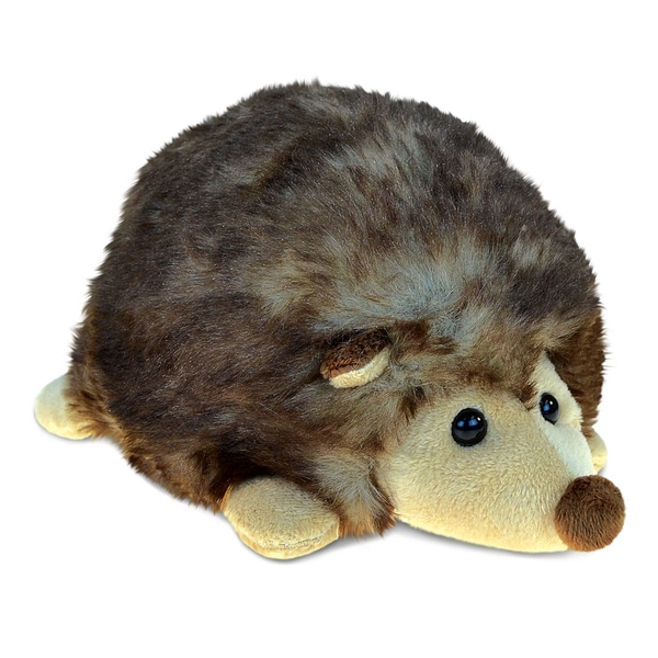 Puzzled Inc. Hedgehog 8-inch Super-soft Stuffed Plush Cuddly Animal Toy