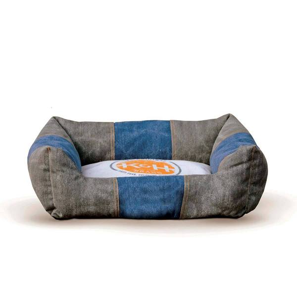 K&H Pet Products Vintage Lounger Pet Bed