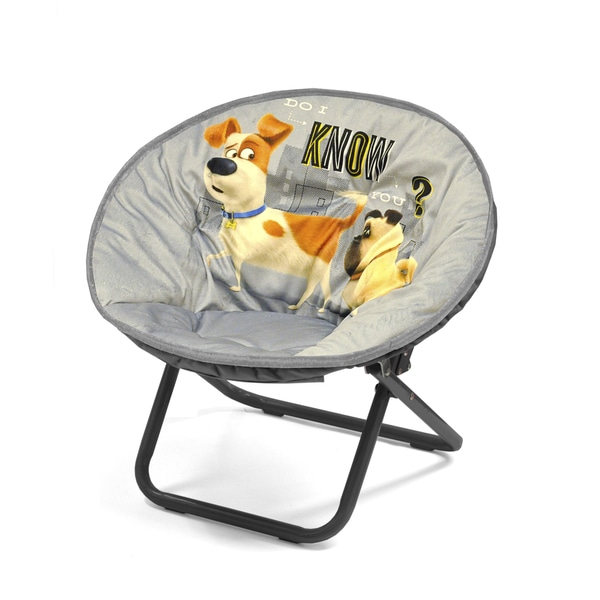 Secret Life Of Pets Mini Saucer Chair 22448985