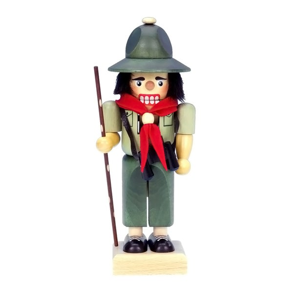 Christian Ulbricht Boy Scout Wood Nutcracker