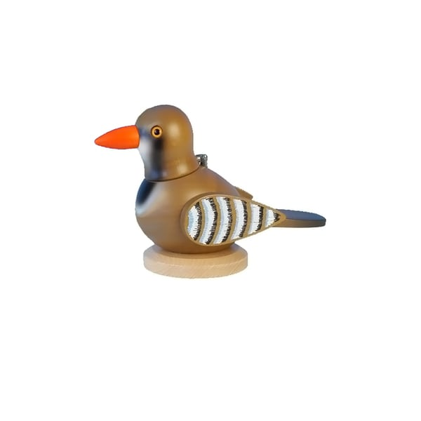 Christian Ulbricht Partridge Mini Nutcracker