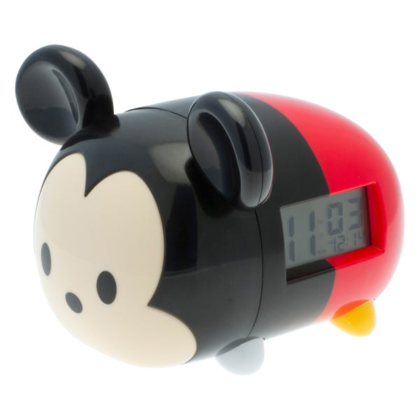 BulbBotz Disney Tsum Tsum 'Mickey' 7.5 in Light-up Alarm Clock