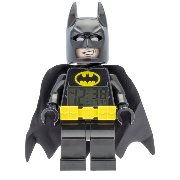 LEGO Batman Movie 'Batman' Light-up Minifigure Alarm Clock 22510797