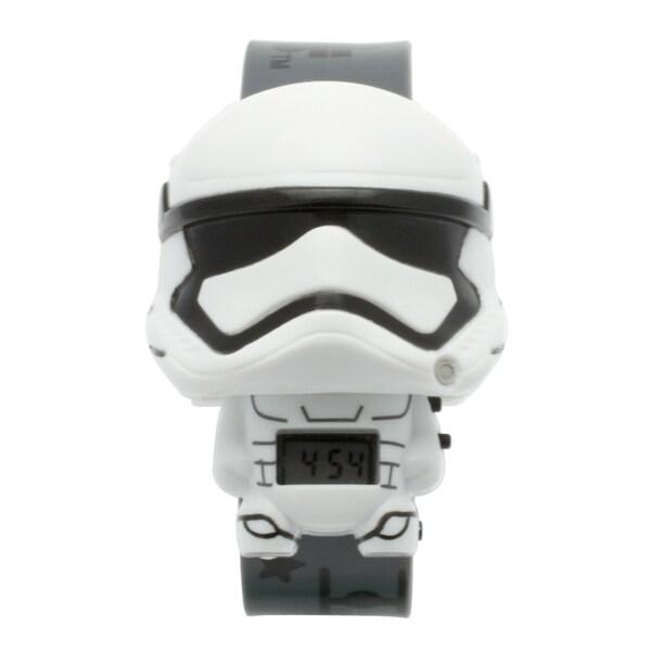 BulbBotz Star Wars Kid's Light Up Stormtrooper Watch 22511222
