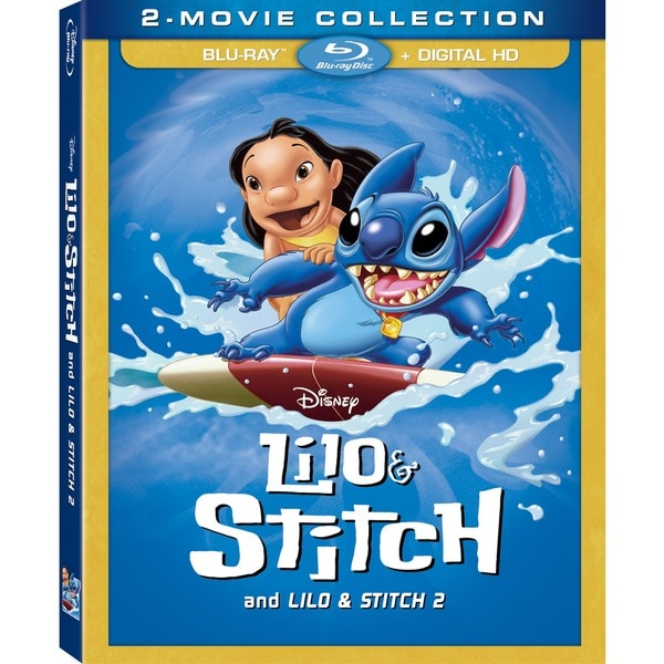Lilo & Stitch 2-Movie Collection (Blu-ray Disc) 22548461