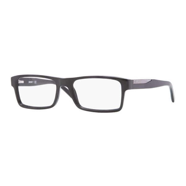 DKNY Mens DY4648 3001 Black Plastic Square Eyeglasses