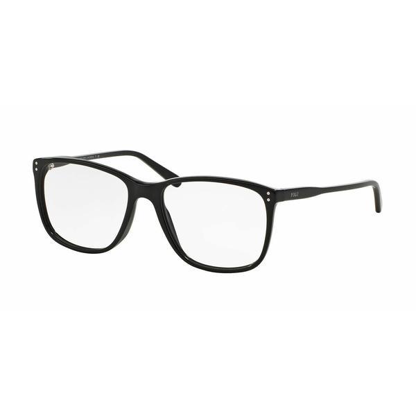Polo Womens PH2138 5001 Plastic Square Eyeglasses