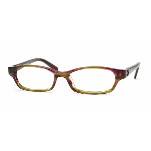 Tory Burch Womens TY2016B 981 Multi Plastic Rectangle Eyeglasses