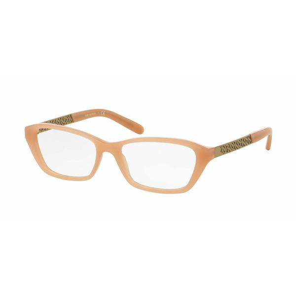 Tory Burch Womens TY2058 1386 Pink Plastic Cat Eye Eyeglasses
