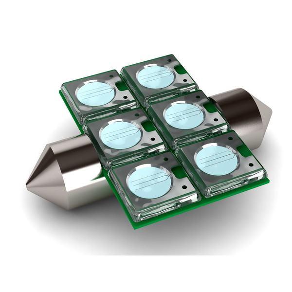 """BioBubble LED Bulb UV 7.5 inches x 4 inches x 0.5"""""""
