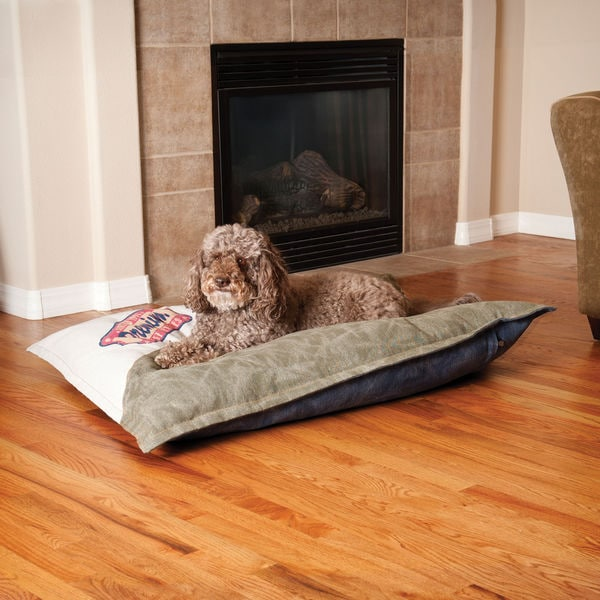K&H Pet Products Vintage Single-Seam Pet Bed