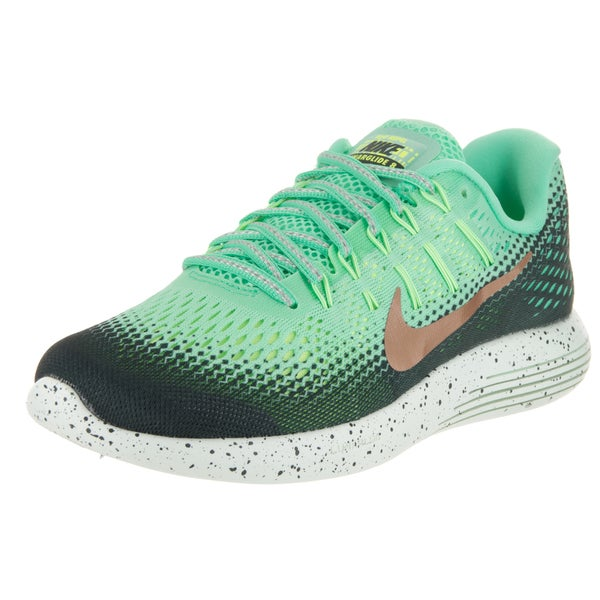 Nike Women's Lunarglide 8 Shield Running Shoe