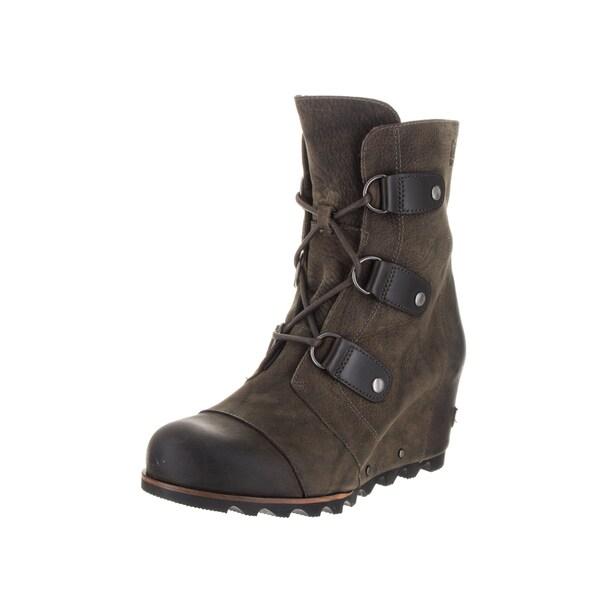 Sorel Women's Joan of Arctic Wedge Mid Boots