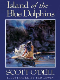 Island Of The Blue Dolphins (Paperback)