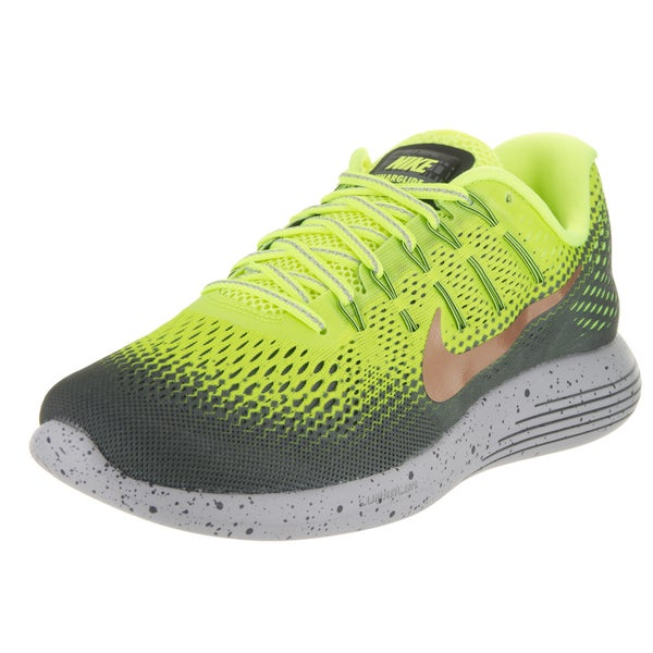 Nike Men's Lunarglide 8 Shield Green Running Shoes