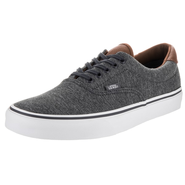 Vans Unisex Era 59 (Denim C&L) Grey Canvas Skate Shoes