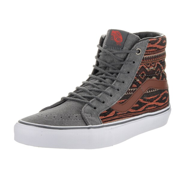 Vans Unisex Sk8-Hi Reissue Italian Weave Skate Shoe