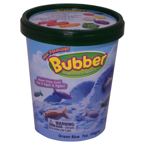 Bubber Blue 21-ounce Big Box Sculpting Compound