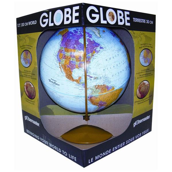 The 12-inch Explorer Globe