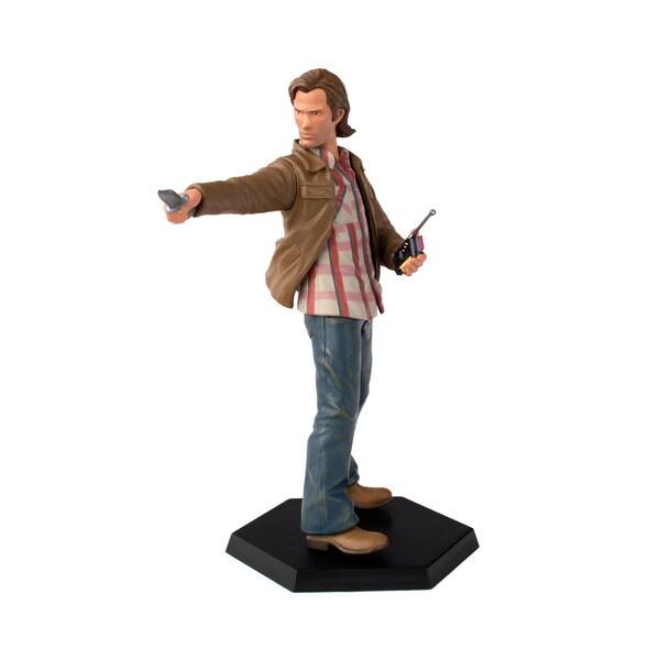 Quantum Mechanix Supernatural Sam Winchester Mini Masters Figure 22568944
