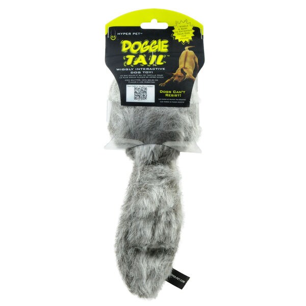 Hyper Pet Doggie Tail Dog Toy