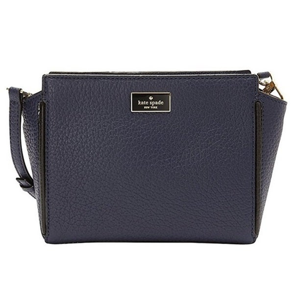 Kate Spade New York Prospect Place Hayden New Navy Crossbody Handbag