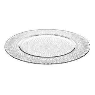 Majestic Gifts Quality Glass 12-inch Charger Plate 22573339