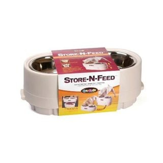 Our Pets Store-N-Feed Dog Feeder 22594075