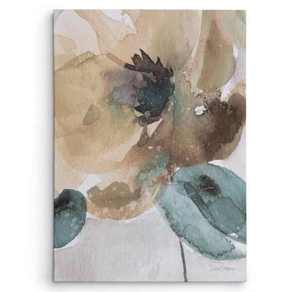 Poppy II Watercolor Artwork 22669809