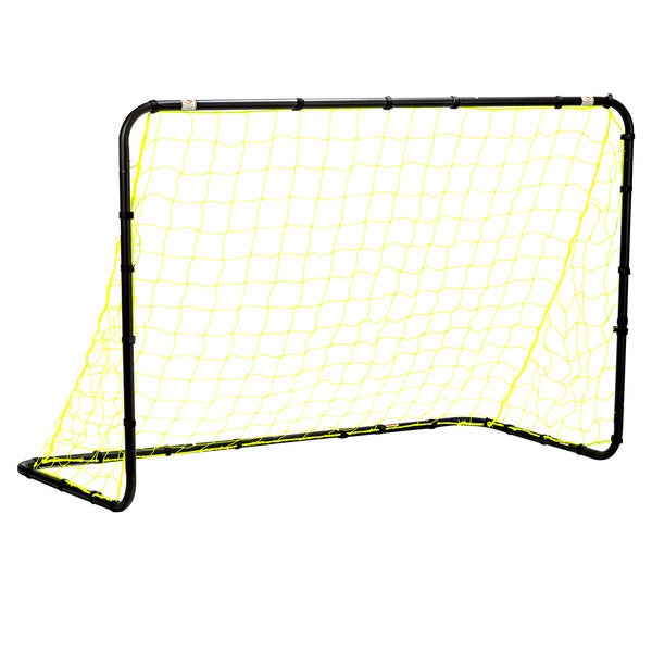 Franklin Sports 4' X 6' Black Powder Coated Steel Non-Folding Goal 22673364