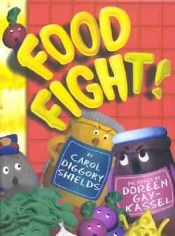 Food Fight! (Hardcover)