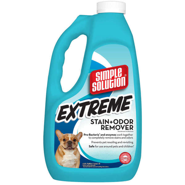 Simple Solutions Extreme Stain and Odor Remover 22809236
