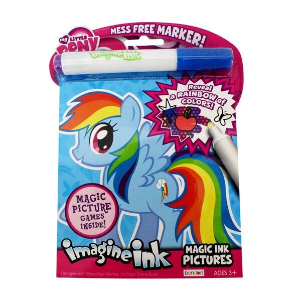 My Little Pony 'Imagine Ink' Magic Book 22831198