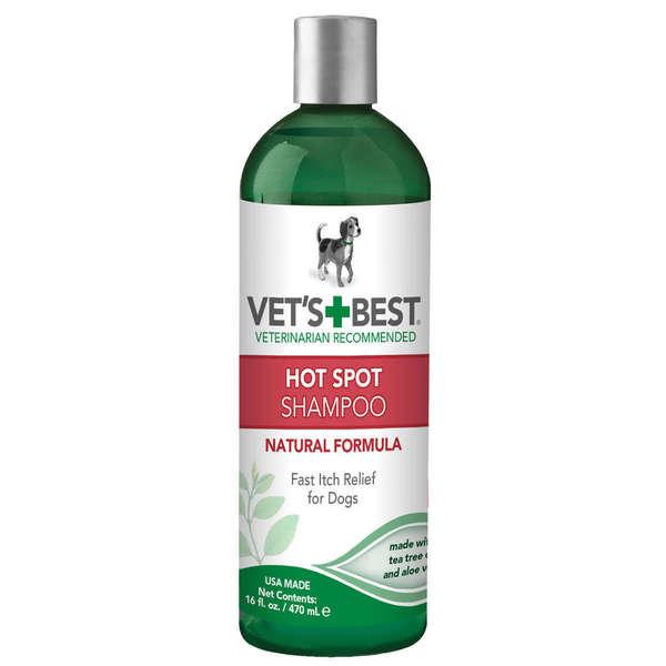 Vet's Best Hot Spot Dog Skin Care Shampoo 1 22834844