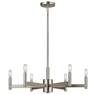 Quoizel Evermore Polished Chrome And Crystal Eight Light Bath Fixture Free Shipping Today
