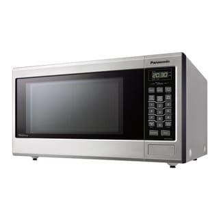 Panasonic NN-ST663S Mid Size Genius Inverter Stainless Steel Microwave 22848021