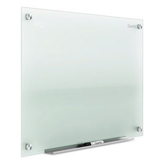 Quartet Infinity Glass Marker Board, Frosted