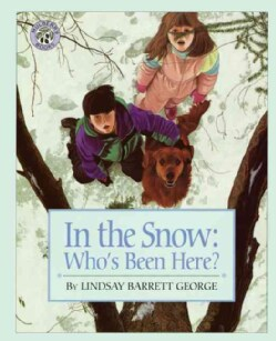 In the Snow: Who's Been Here? (Paperback)