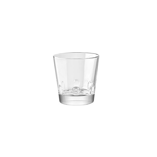 Majestic Gifts Quality Glass Stackable 12 oz. Double Old Fashioned Tumbler (Pack of 6) 22877194
