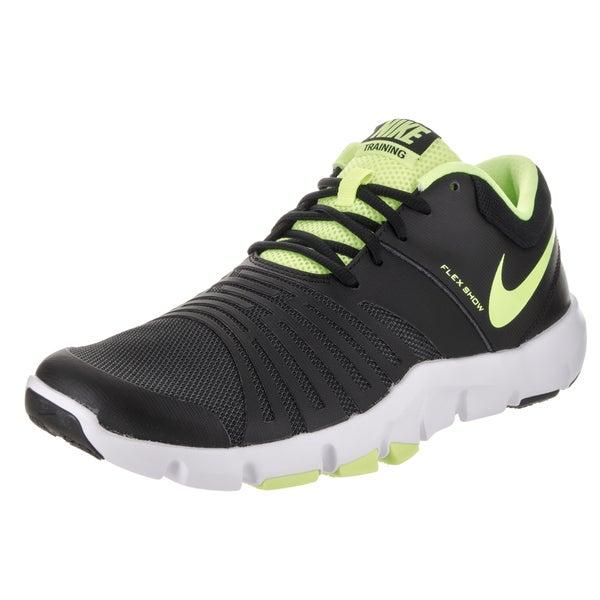 Nike Men's Flex Show Tr 5 Training Shoe (Black/Volt/Anthracite/White) 22939863