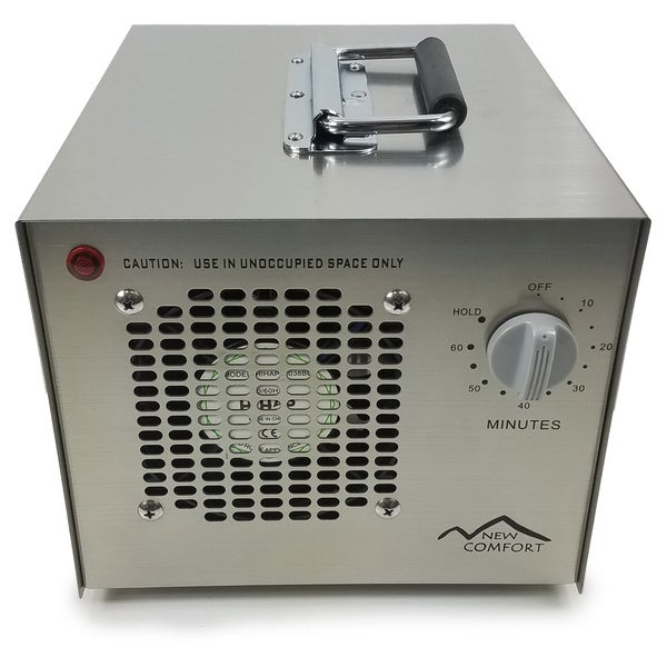 New Comfort Commercial-Grade Stainless Steel 5000mg O3 Ozone Generator Air Purifier 22958779