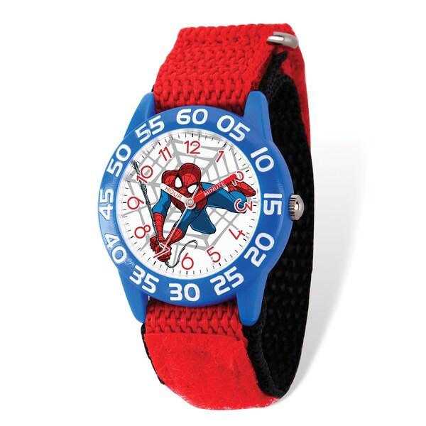 Marvel Kids Spiderman Time Teacher Watch 22985512