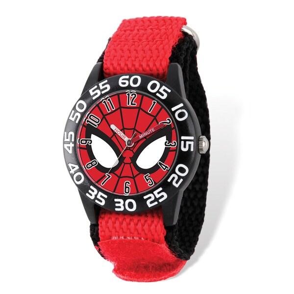 Marvel Kids Spiderman Time Teacher Watch 22985513