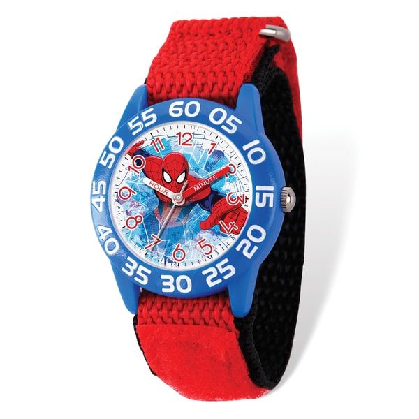 Marvel Kids Spiderman Time Teacher Watch 22985514