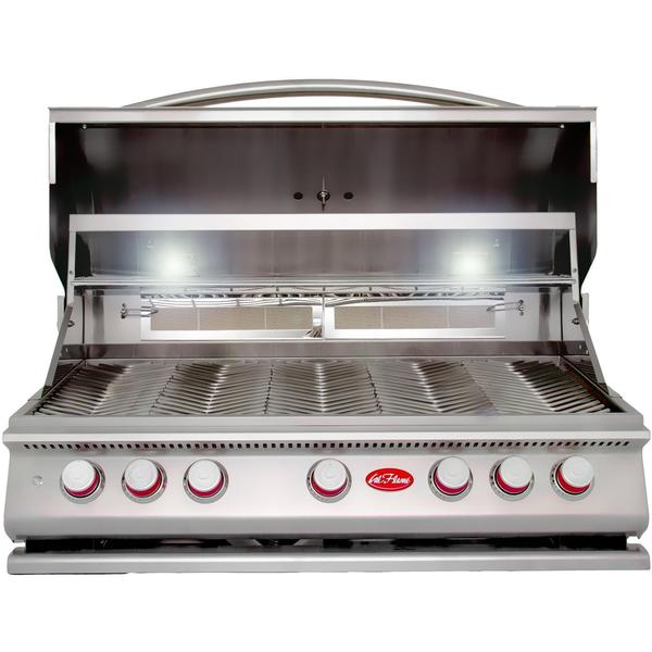 Cal Flame Built In Grill P5 5-Burner Lp Only No Conversion Kit 22993123